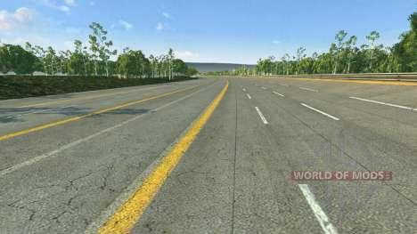 Standort High Speed Ring v0.7 für BeamNG Drive