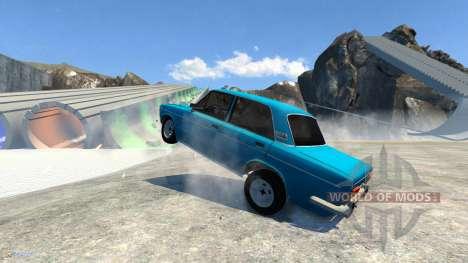VAZ-2103 für BeamNG Drive