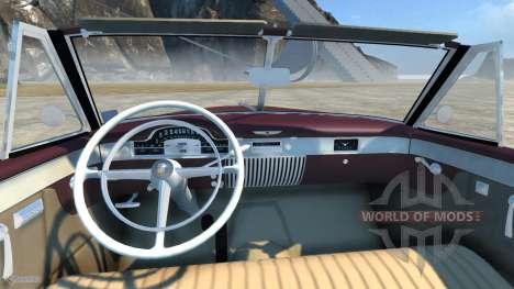 Cadillac Series 62 Convertible 1949 für BeamNG Drive