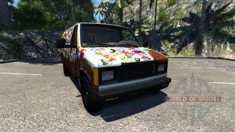 Gavril H-Series Smotra für BeamNG Drive