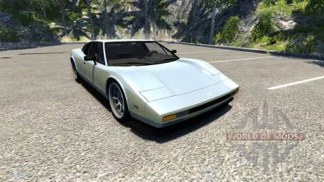 Bolide FT40 GTS pour BeamNG Drive