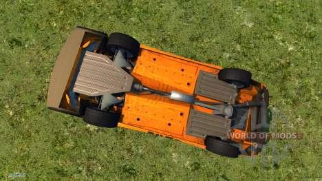 Subaru Impreza WRX für BeamNG Drive