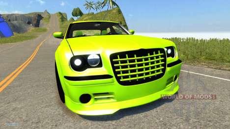 Chrysler 300C für BeamNG Drive