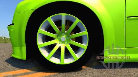 Chrysler 300C pour BeamNG Drive