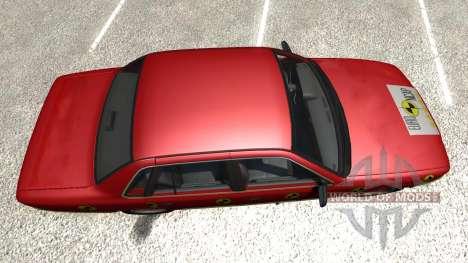 Gavril Grand Marsha NCAP pour BeamNG Drive