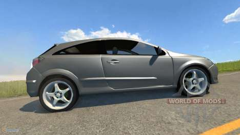 Opel Astra GTC für BeamNG Drive