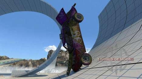 Moonhawk Derby für BeamNG Drive