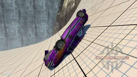 Gavril Grand Marshal paintjob pour BeamNG Drive