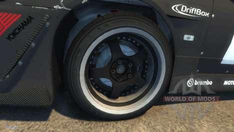 Nissan Silvia S15 pour BeamNG Drive