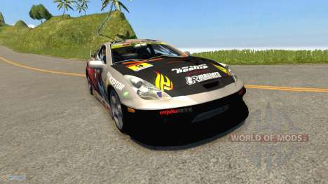 Toyota Celica T230 pour BeamNG Drive