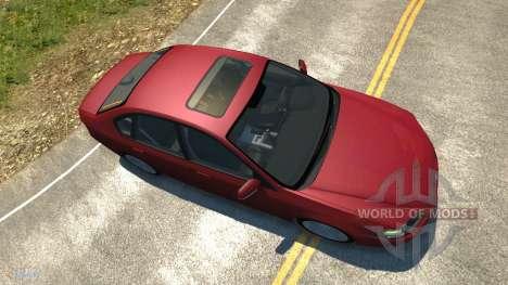 Subaru Legacy B4 für BeamNG Drive