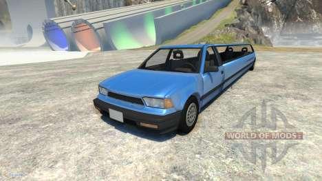 Ibishu Limousine für BeamNG Drive