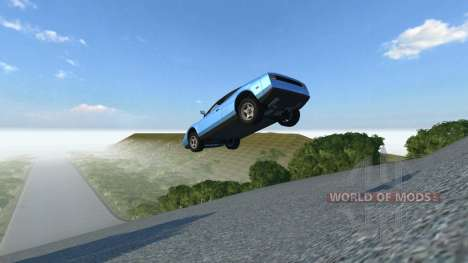 Emplacement Skyjump pour BeamNG Drive