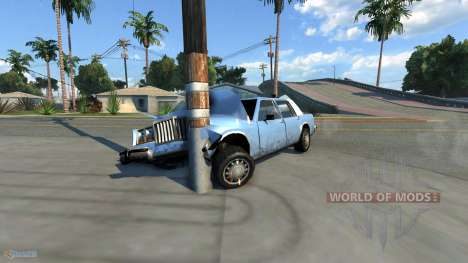Greenwood pour BeamNG Drive