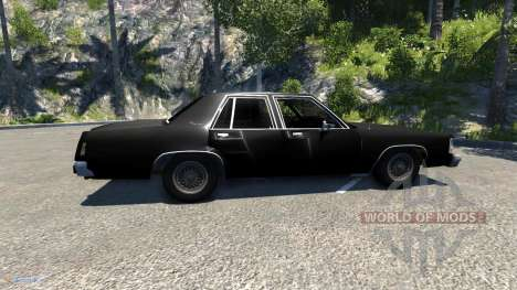 Ford LTD Crown Victoria pour BeamNG Drive