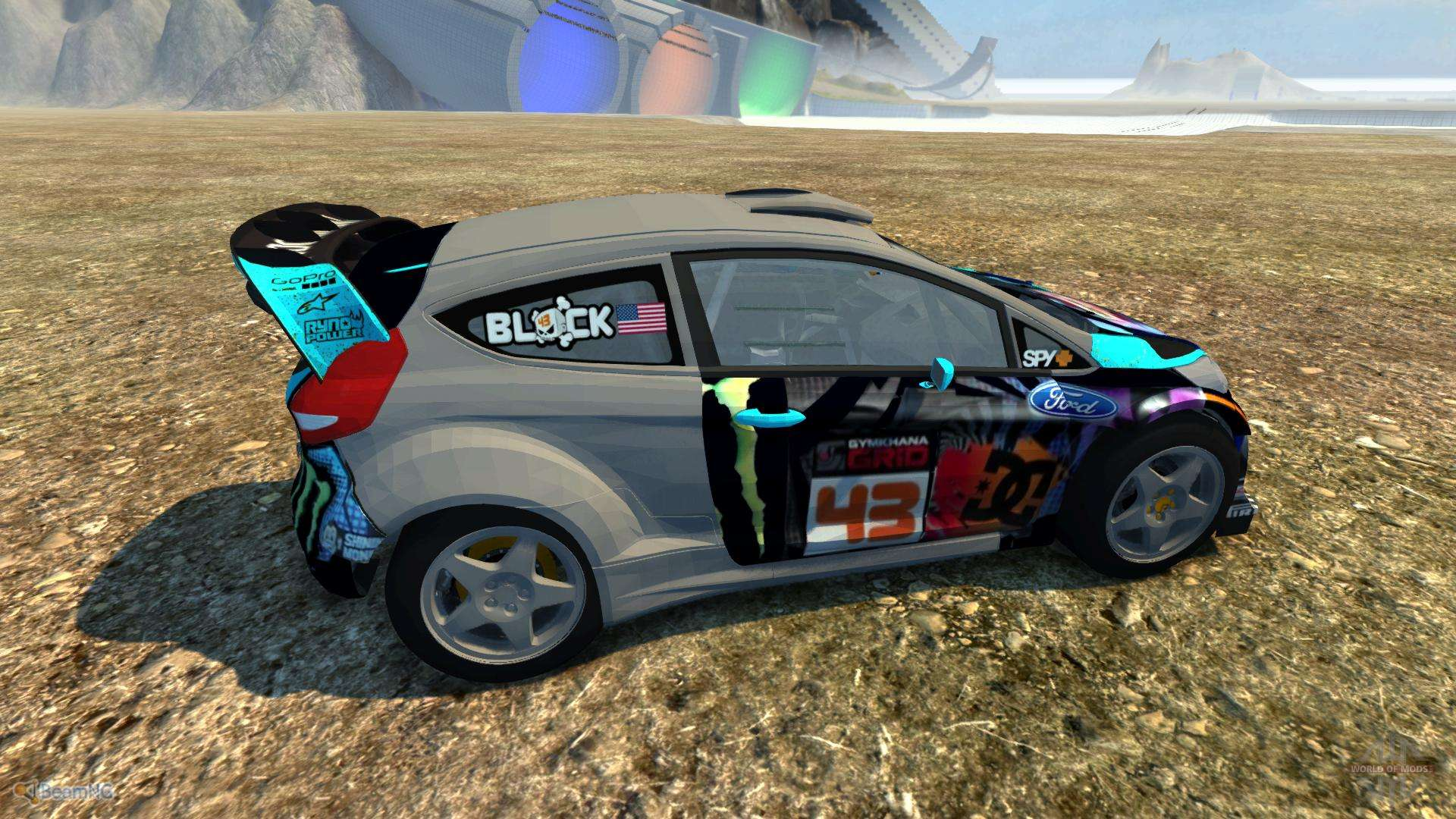 ford fiesta f r beamng drive. Black Bedroom Furniture Sets. Home Design Ideas
