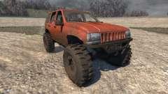Jeep Grand Cherokee Trail