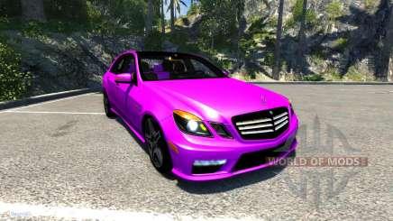 Mercedes-Benz E63 für BeamNG Drive
