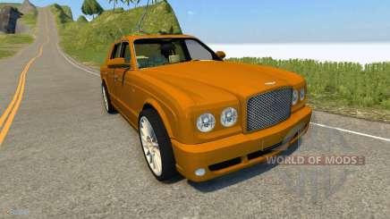 Bentley Arnage T pour BeamNG Drive