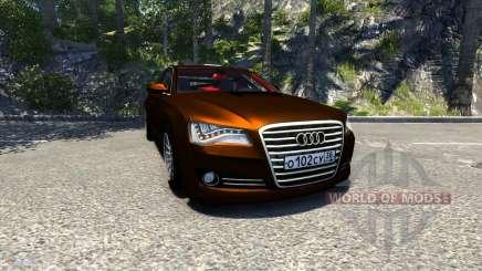 Audi A8 Sport für BeamNG Drive