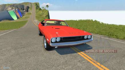 Dodge Challenger pour BeamNG Drive