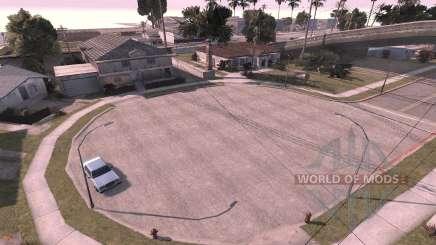 Grove Street v1.1 - Karte für BeamNG Drive