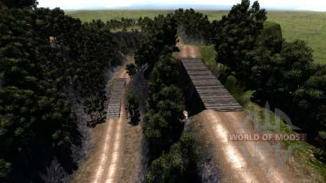 Emplacement-OffroadMix- pour BeamNG Drive