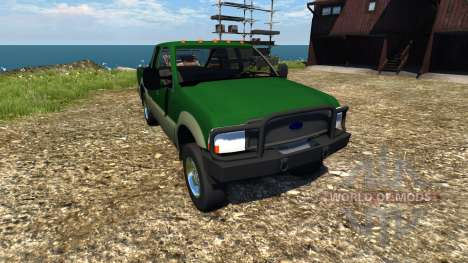 Ford F-250 pour BeamNG Drive