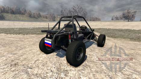 DSC Buggy pour BeamNG Drive