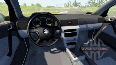 Skoda Octavia 2.0 für BeamNG Drive