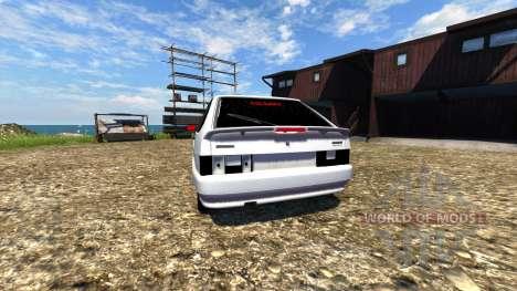 VAZ-2113 für BeamNG Drive