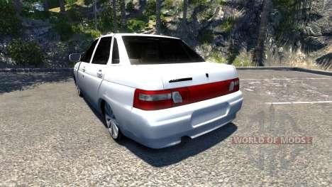 VAZ-2110 110 Bogdan pour BeamNG Drive