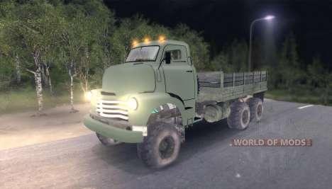 Pak Güterverkehr für Spin Tires