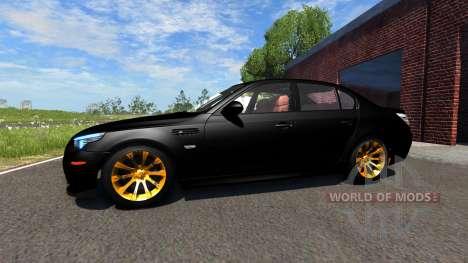 BMW M5 v1.2 für BeamNG Drive