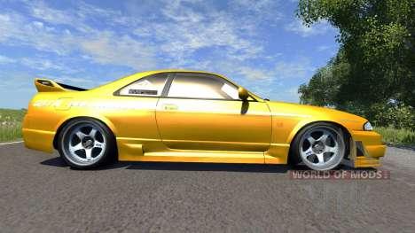 Nissan Skyline Nismo 400R für BeamNG Drive