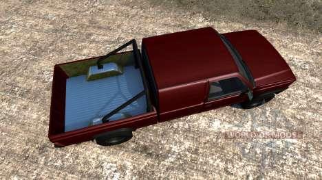 Gavril D-Series Crew Cab für BeamNG Drive