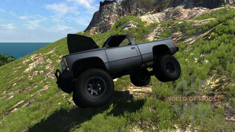 Gavril D-Series Monster für BeamNG Drive
