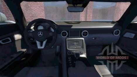Mercedes-Benz SLS AMG für BeamNG Drive