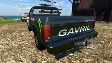 Gavril D-Series ME Edition für BeamNG Drive