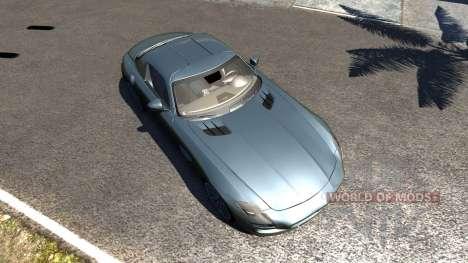 Mercedes-Benz SLS AMG pour BeamNG Drive