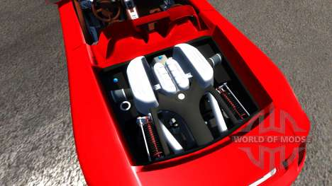 Porsche Carrera GT für BeamNG Drive