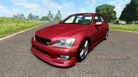 Toyota Altezza pour BeamNG Drive
