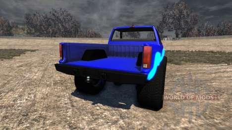 Gavril D-Series Neon Monster für BeamNG Drive
