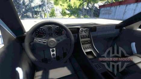 Porsche 911 für BeamNG Drive