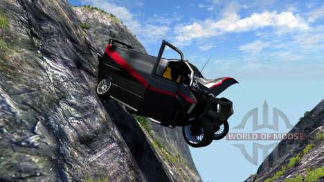 Gavril H-Series Commando pour BeamNG Drive