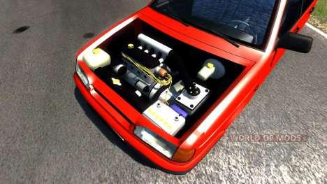 VAZ-2115 Lada Samara pour BeamNG Drive