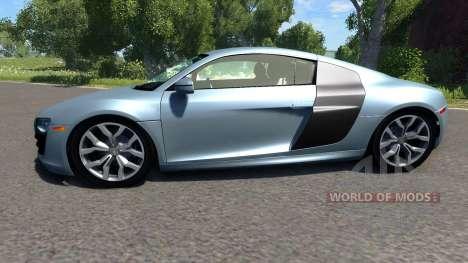 Audi R8 V10 für BeamNG Drive