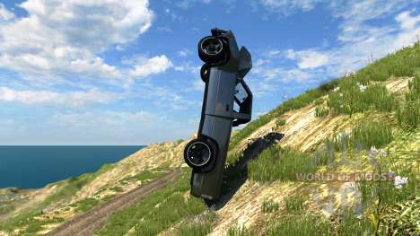 Gavril D-15 Sport pour BeamNG Drive