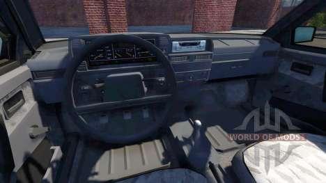 VAZ-2109 in Samara für BeamNG Drive