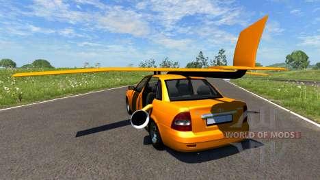 ВАЗ-2170 Priora Avion pour BeamNG Drive